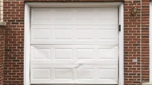 Dented Garage Door Repair and Replacement Services