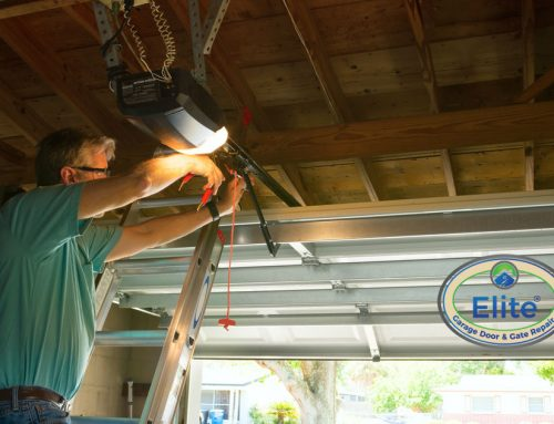 How to Balance Your Residential Garage Door?